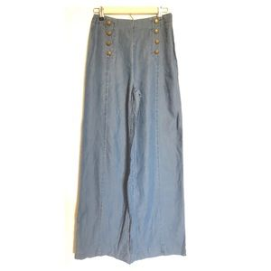 Abercrombie & Fitch Pants - Abercrombie & Fitch Sailor Pants High Waist